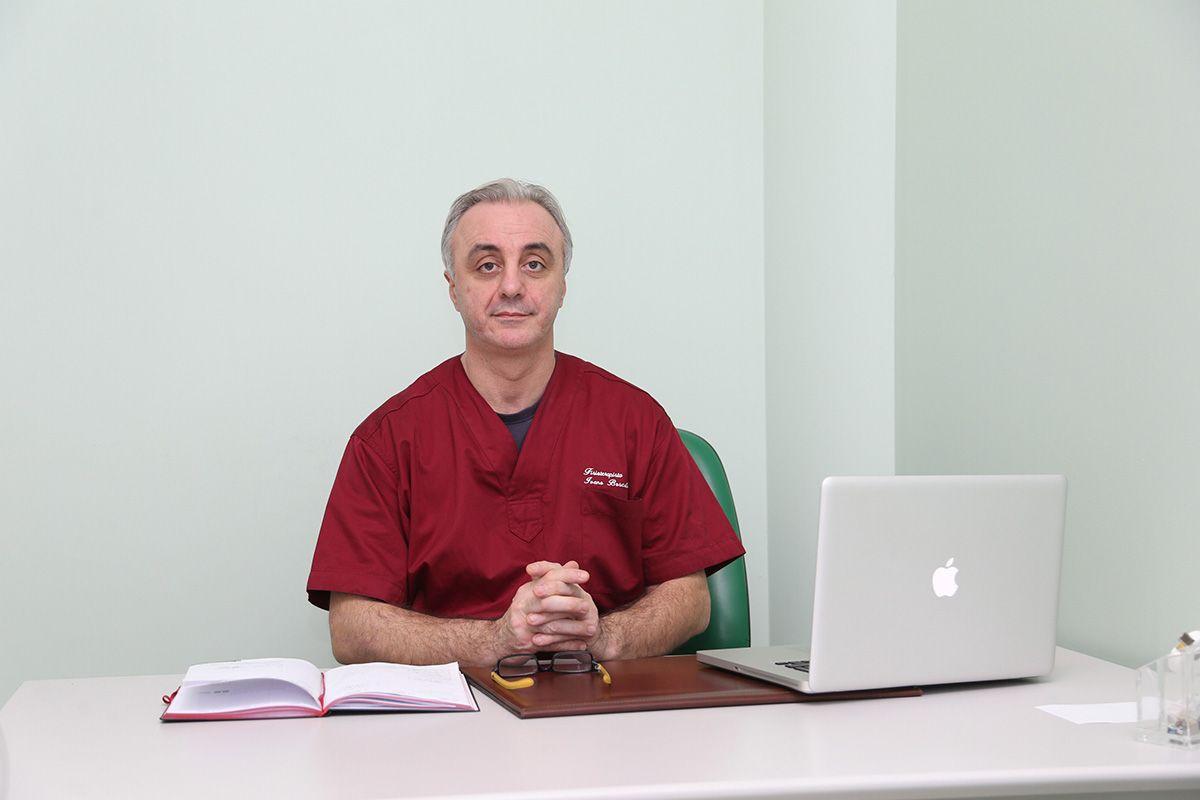 LA LOMBALGIA:  Dott.Ivano Boscolo Fisioterapista Osteopata