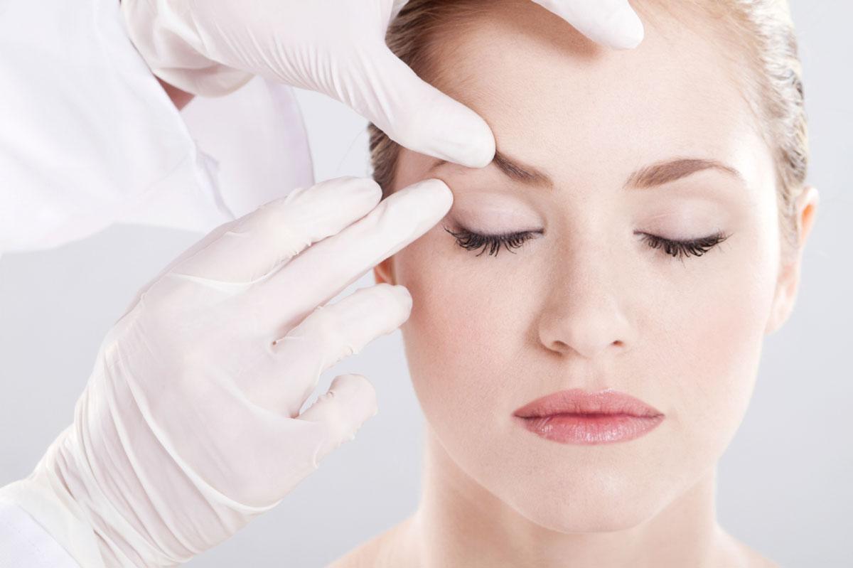 Rinfresca lo sguardo con il Botox